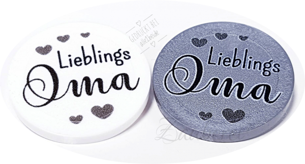 10x1 Chip Lieblings Oma
